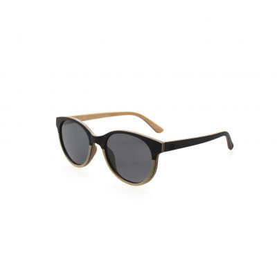 Duel Wood Frame - Smoke Polarised Lenses - Rothko