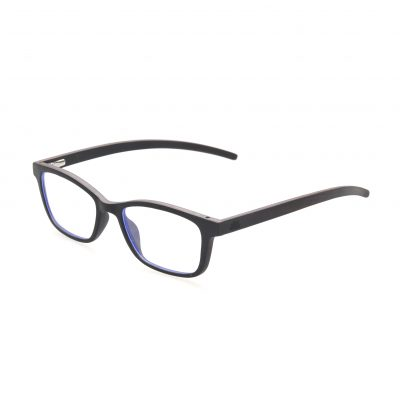 Blue Light Blocking Ebony Specs